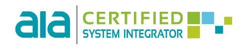AIA Certified System Integrator